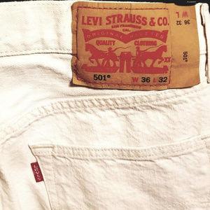Levi's Jeans - Levis 501